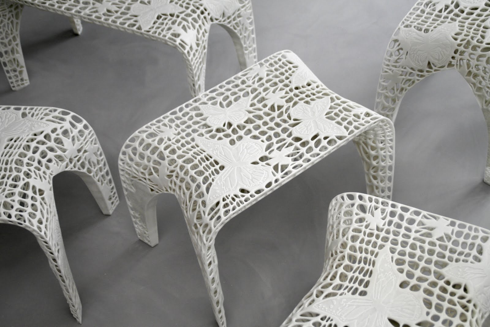 3D Printed Furniture- A Revolution In The Design Technology