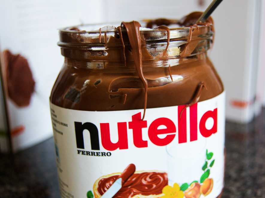 This 3D Printing Extruder Can Print You a Nutella