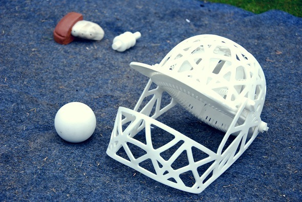 The First Ever Fusion of Cricket and 3D Printing