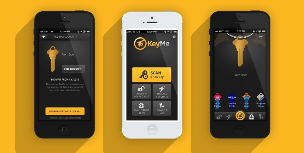KeyMe: the Key to Success or to Burglary?