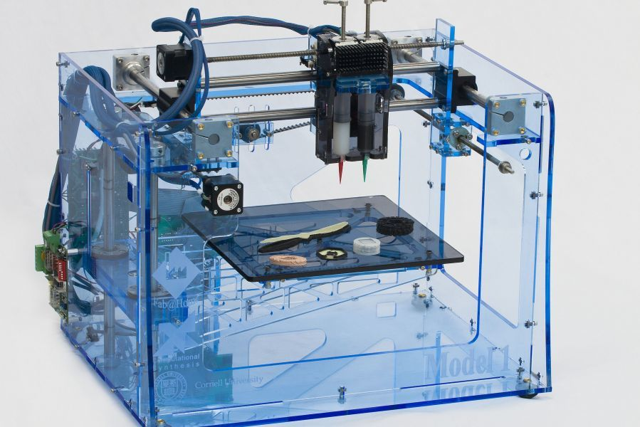 3D Printing: Make Anything You Want