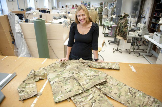 US Army Wants to 3D Print Uniforms