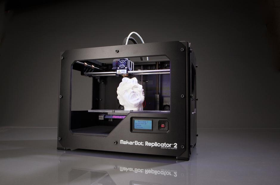 3D Printers-The Second Digital Revolution