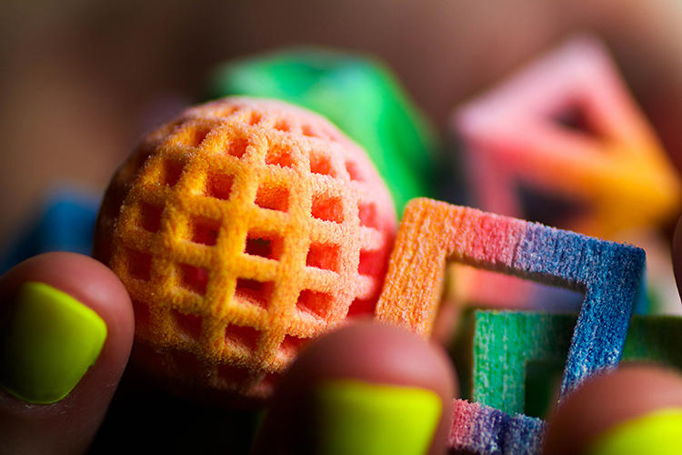 3D Printer Will Print You In Chocolate And Full-Color Sugar Candy