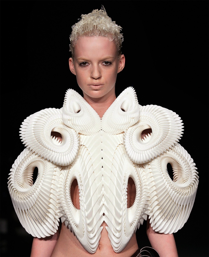 3D Printing Fashion And The Silver Screen